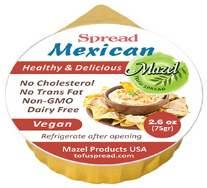 Mexican Tofu Spread